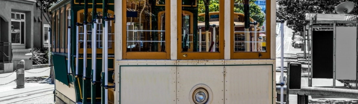 Historic Cable Cars of San Francisco
