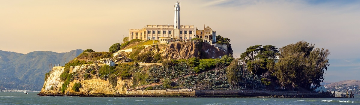 Alcatraz in San Francisco