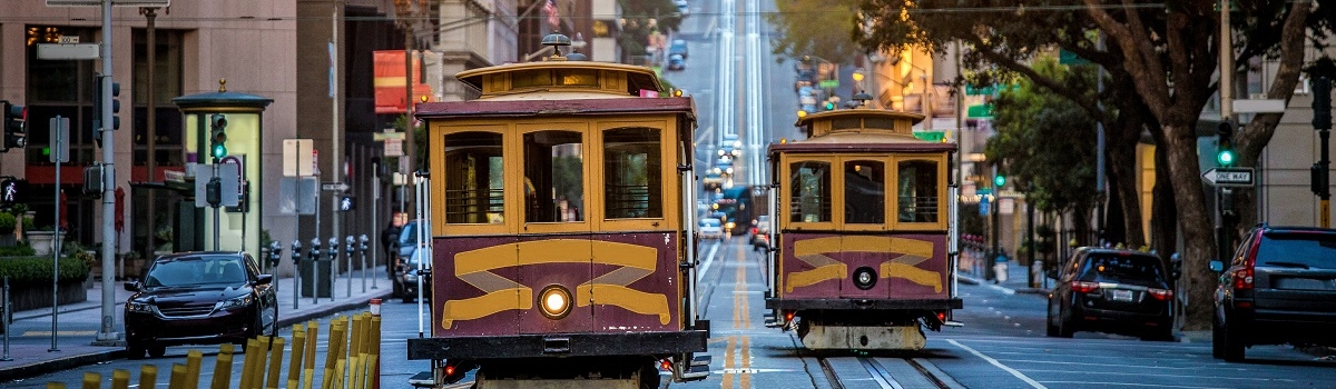 Cable Cars in San Francisco