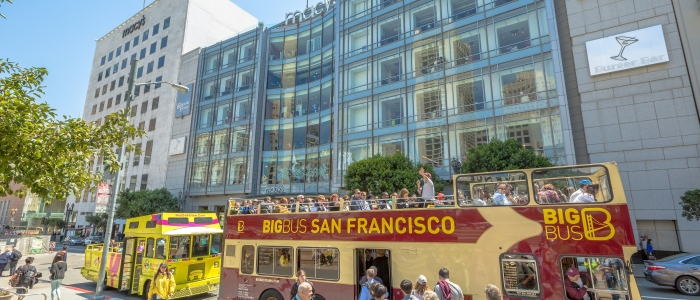 San Francisco Big Bus Tour
