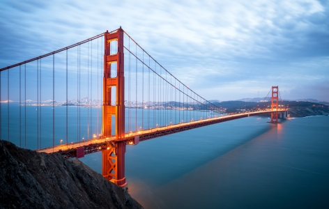 Golden Gate Bridge, San Francisco Attractions