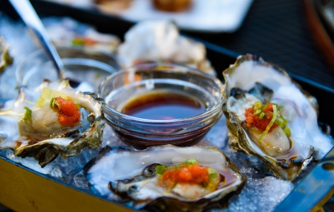 Oysters, San Francisco Restaurants