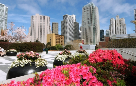 Yerba Buena Gardens, San Francisco Attractions