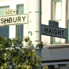Haight-Ashbury Street Signs